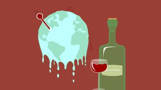 wijn versus klimaat