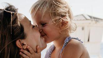 vrouw en kind
