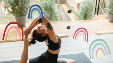 yoga balans