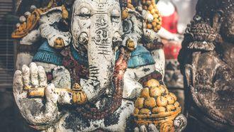 Afbeelding bij hindoeïsme