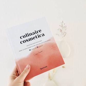 cover van boek Culinaire Cosmetica