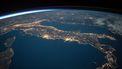 aarde van boven