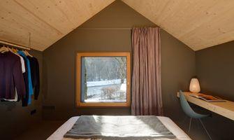 Foto van een duurzaam vakantiehuisje in Duitsland