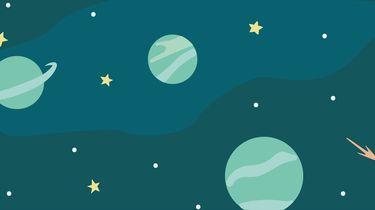 astrologie illustratie