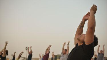 yoga in de gevangenis Nieuw-Zeeland