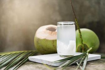 kokosnoot water