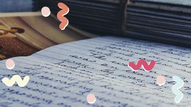 brieven met omapost