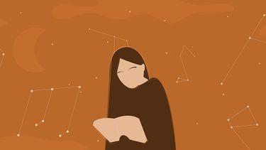astrologie voor dummies illustratie