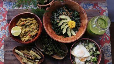 ayurvedisch eten volgens dosha's