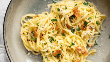 Afbeelding van spaghetti aglio e olio recept 1