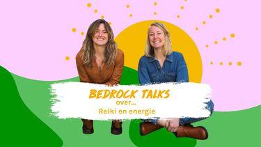 Podcast Reiki energie Bedrock Talks