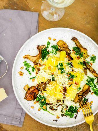 Open lasagne voor vega vrijdag