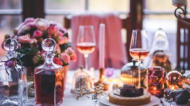 alcoholvrije drankjes kerstdiner