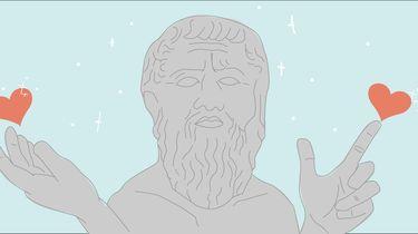 Plato en liefde