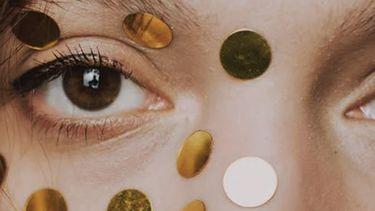 ogen van een vrouw