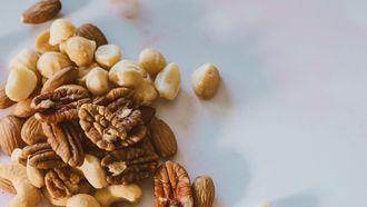langer leven met walnoten