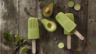 avocado ijsjes