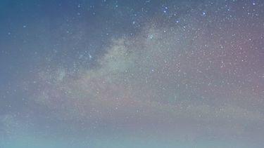 sterrenhemel met sterren