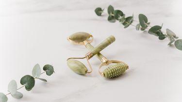groene jade roller