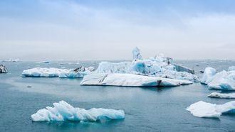 smeltende ijskappen