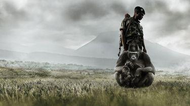Filmposter van de docu Virunga op Netflix