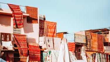 Marokkaanse kleden
