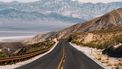 Lege snelweg