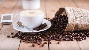 Eerlijke koffiebonen