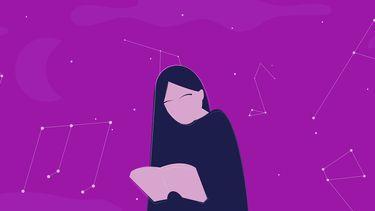 astrologie dagelijks leven illustratie