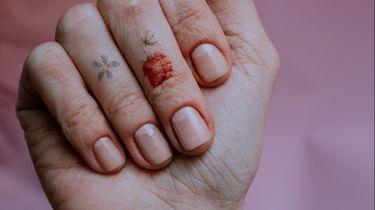 duimzuigen nagelbijten slecht
