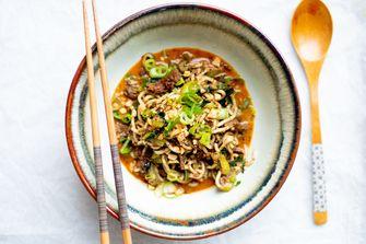 vegan noodles