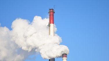 uitstoot van broeikasgassen