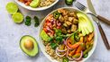 Recept vegan gerechten fajita