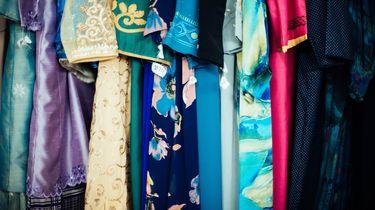 oude mooie jurken