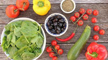 Moestuin aanleggen groenten