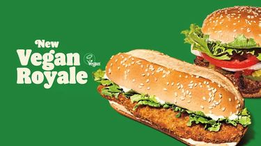 vegan royale
