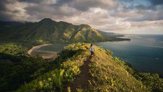 Hawaii wordt omringd door water