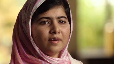 Beeld uit He Named Me Malala op Netflix