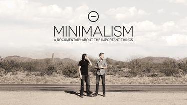 Coverfoto van de documentaire Minimalism op Netflix