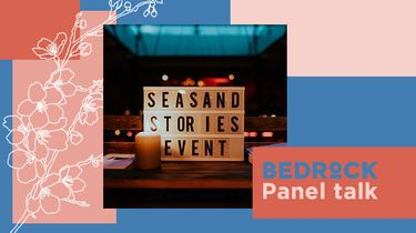 Seas & Stories event