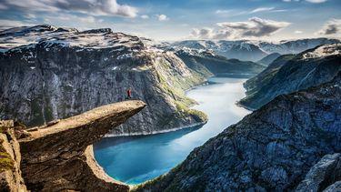 noorwegen, hiken, wandelen