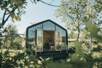 duurzaam vakantiehuisje