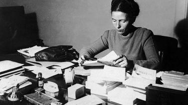 20 mooiste quotes Simone de Beauvoir