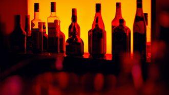 flessen alcohol