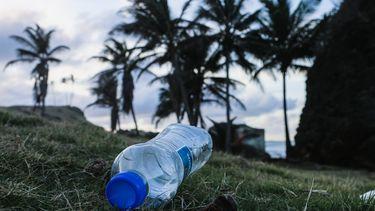 wegwerpplastic in Caribisch Nederland