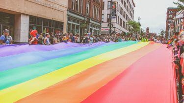 Pride-parades over de hele wereld foto