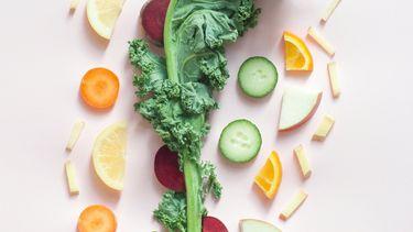 gezonde snacks zoals groente