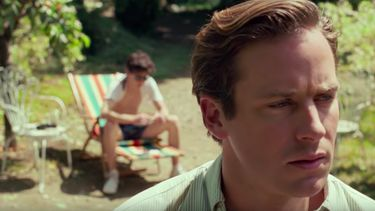 scene uit Call Me By Your Name