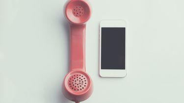 Mobiel en oude telefoon