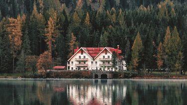 huis in alle rust
